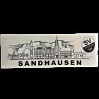 Aufkleber Sandhausen
