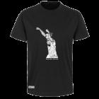 T-Shirt DD18 schwarz