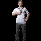Retro-Shirt SVS
