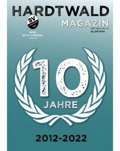 Hardtwald Magazin - Heft 1 21/22