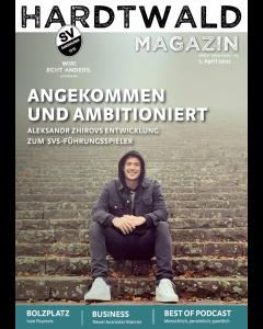 Hardtwald Magazin - Heft 3 20/21