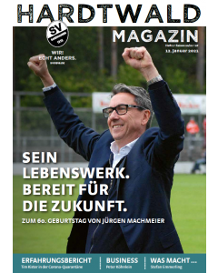 Hardtwald Magazin - Heft 2 20/21