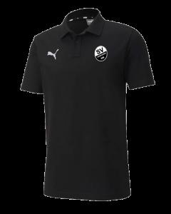 SVS Casual Polo schwarz